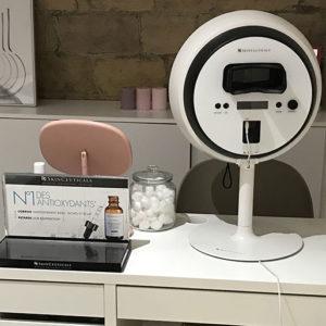 Skinscope de Skinceuticals à Pontoise | Holistics and aesthetics