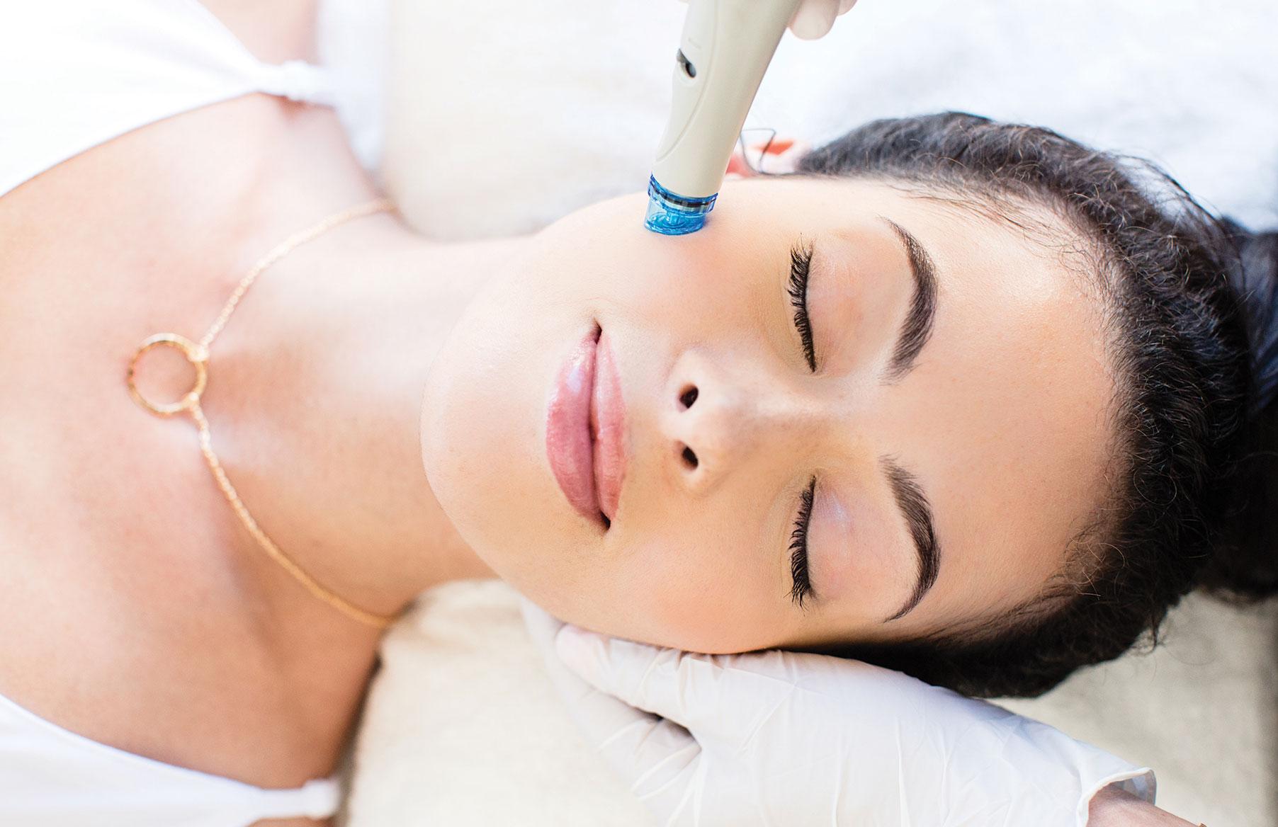 Hydrafacial à Pontoise | Nettoyage de peau | Holistic and aethetics