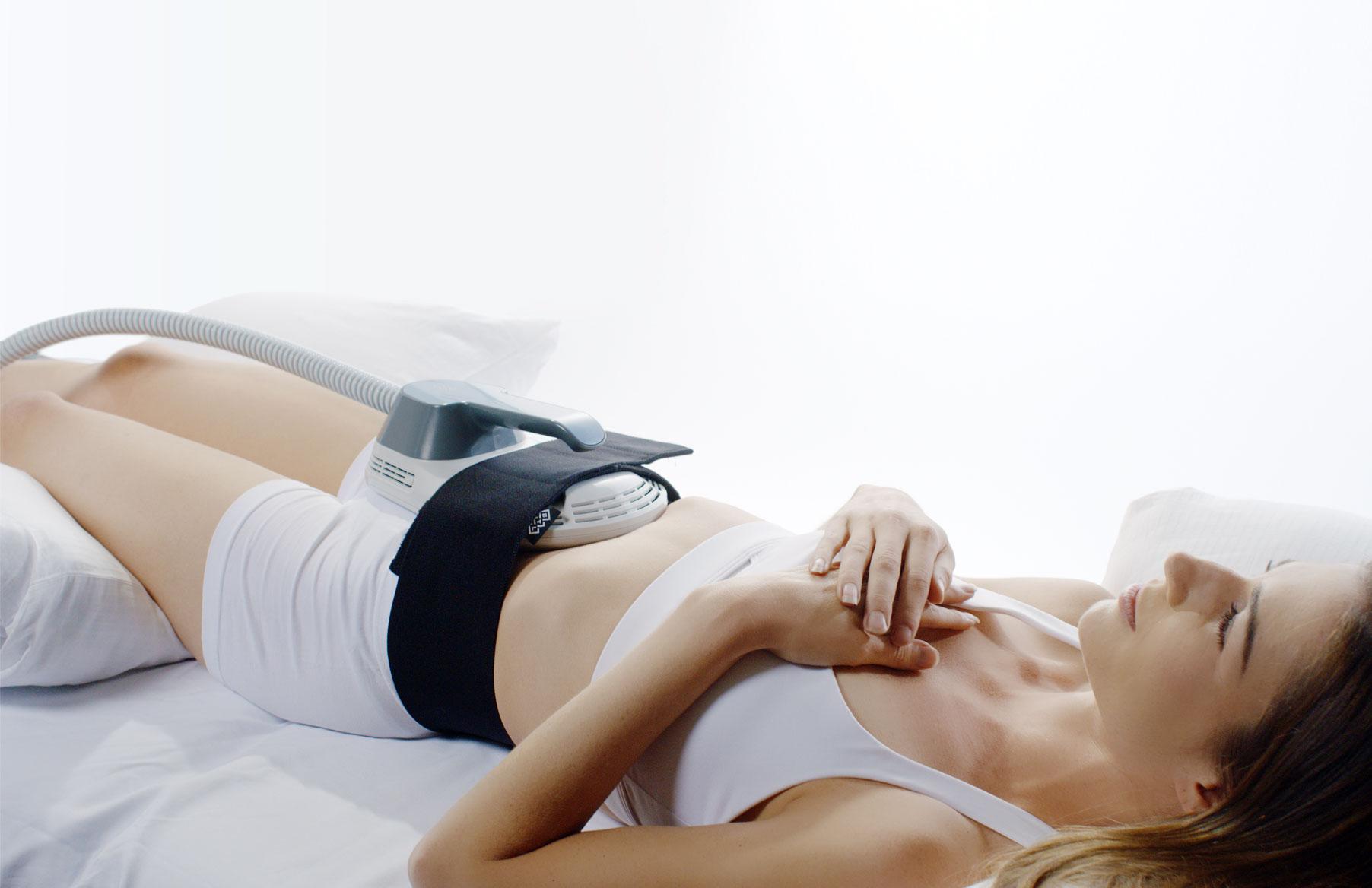 EM Sculpt pour développer les muscles et brûler les graisses - Holistic & Aesthetics