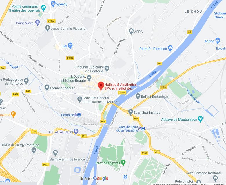 Plan Holistic & Aesthetics à Pontoise